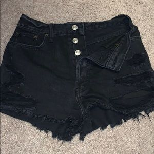 Super cute jean shorts 🥳